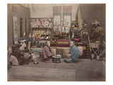 Japan  Shopkeepers