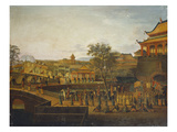A Chinese Imperial Procession