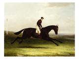 Colonel Pearson's 'Achievement' with J Chalmer Up in a Landscape