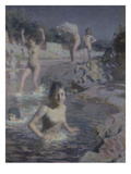 The Bathers; La Baignade