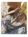 Woman at Her Toilette; Femme a Sa Toilette