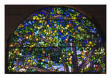 Detail from &#39;The Danner Memorial&#39; Window by Tiffany Studios