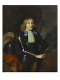 Portrait of Lambert Witsen (1638-1697)  Colonel in the Amsterdam Militia  Standing in Armour