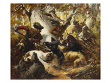 The Wild Boar Hunt