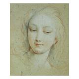 The Head of Venus