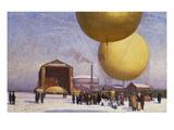 Ballooning at the Berliner Verein Fur Luftfahrt