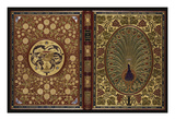 The Rubaiyat of Omar Khayyam  a Magnificent Jewelled &#39;Peacock&#39; Binding with 34 Stones and 408