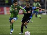 Seattle October 15 - Alvaro Fernandez and Justin Morrow