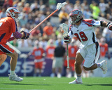 Annapolis  MD August 28 - Brodie Merrill and Paul Rabil