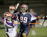 Boston  MA July 23 - Brice Queener and Paul Rabil