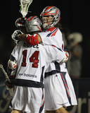 Cambridge  MA August 13 - Paul Rabil and Ryan Boyle