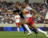Harrison  NJ September 10 - Peter Vagenas and Thierry Henry