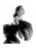Vogue - August 1954 - Suzy Parker
