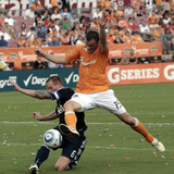Houston April 10 - Cam Weaver and Jay DeMerit