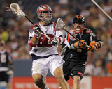 Denver  CO July 30 - Matt Bocklet and Paul Rabil