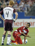 Frisco  TX April 8 - David Ferreira and Jeff Larentowicz