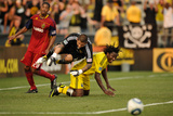 Columbus  OH June 8 - Andres Mendoza and Nick Rimando