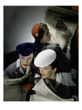 Vogue - February 1943