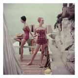Vogue - January 1955