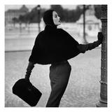 Vogue - September 1955 - Balmain Style