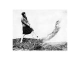 Virginia Van Wie  The American Golfer October 1930