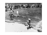 Bobby Jones  1926 British Open at Royal Lytham & St Annes Golf Club