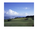 Princeville Golf Club The Prince Course  Hole 7 coastline