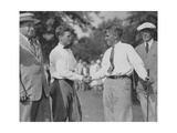 Bobby Jones  1925 US Amateur at Oakmont Country Club