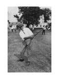 Bobby Jones  1916 US Amateur at Merion Cricket Club