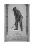Old Tom Morris Gravestone
