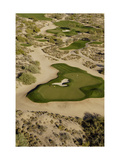 Desert Mountain Renegade Course  Hole 6  aerial