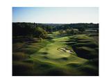 Valhalla Golf Club  Hole 18  aerial