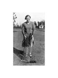Helen Hicks  The American Golfer January 1931