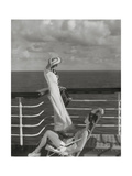 Vogue - July 1934 - Cruising to Hawaii