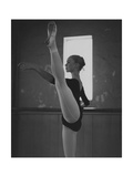 Vogue - October 1964 - At the Barre