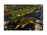 Cypress Point Golf Course  cliffs