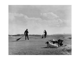 Old Course St Andrews Greenskeepers
