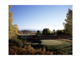 Osprey Meadows Golf Course  Tamarack Resort  Hole 17