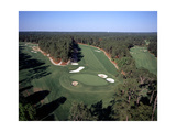 Pinehurst Golf Course No 2  aerial