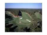 Pinehurst Golf Course No 2  aerial