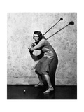 Colleen Moore  The American Golfer November 1930