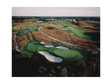 Shinnecock Hills Golf Club  aerial