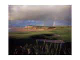 Rainbow at Tralee Golf Club