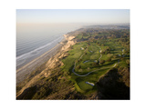 Torrey Pine Municpal G Cse  South Course  aerial