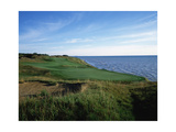 Whistling Straits Golf Club  Hole 4
