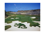 Sandy Lane Country Club Green Monkey  Hole 16