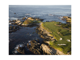 Cypress Point Gol Course Hole 16 and 17