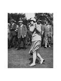 Glenna Collett  The American Golfer October 1930