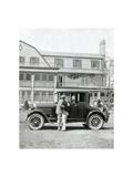 Studebaker Coupe  The American Golfer June 13  1925