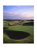 Muirfield Golf Club  Hole 13